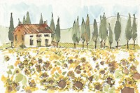Tuscan Elegance I Fine Art Print