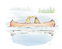 Lakeside Days IV Fine Art Print