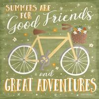 Summer Sunshine IV Fine Art Print