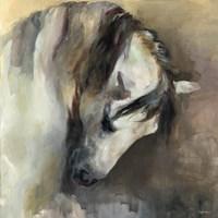Classical Horse v2 Fine Art Print