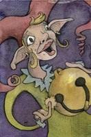 Elf X Fine Art Print
