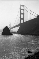 The Golden Gate Bridge Fine Art Print