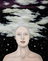 Albino Snow Fine Art Print