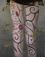 Bees Knees Fine Art Print