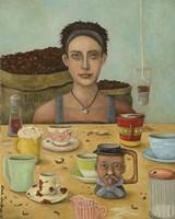 Coffee Addict Fine Art Print
