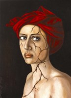 Fractured Identity Fine Art Print