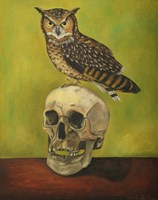 Just Bones 2 Fine Art Print