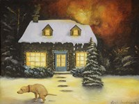 Kinkade's Worst Nightmare Updated X Fine Art Print