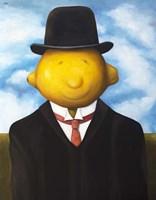 Lemon Head Fine Art Print