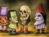 Little Monsters Fine Art Print
