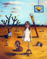 My Surreal Life Fine Art Print