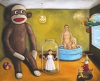 Playroom Nightmare 2 Fine Art Print