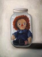 Preserving Child Hood  2 Fine Art Print