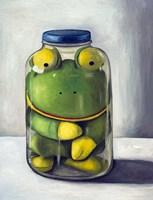 Preserving Childhood Frog Fine Art Print