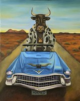 Power Steering Fine Art Print
