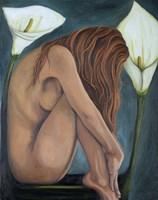 Lilly Fine Art Print