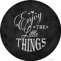 Enjoy the Little Things Fine Art Print