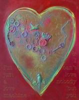 Love Machine Fine Art Print