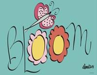 Bloom Rectangle Fine Art Print