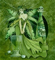 Absinth Fairy Fine Art Print