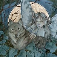 Fairy Of The Night Fine Art Print