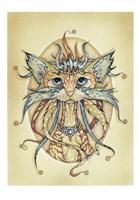 Mog Gwenevere Fine Art Print