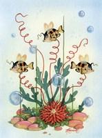 Bumble Fish Fine Art Print
