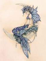 Mermaid Moon Fine Art Print