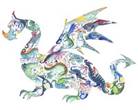Dragon Fine Art Print