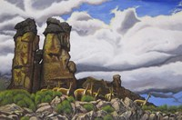 Stone Forest Fine Art Print