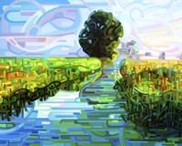 Ebb And Flow Fine Art Print
