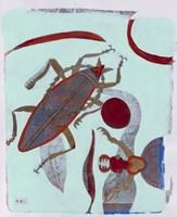 Leaf Cutter 12 Fine Art Print