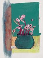 Iron Pot 6 Fine Art Print