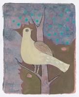 A Yellow Dove 15 Fine Art Print