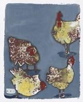 Harem 19 Fine Art Print