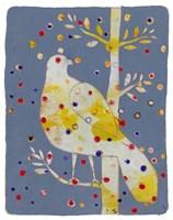 Dotted Bird Fine Art Print