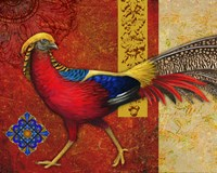 Golden Pheasant Fine Art Print