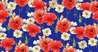 Poppies (Pattern) Fine Art Print