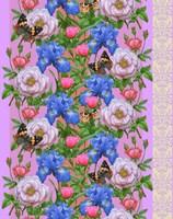 Blooming Meadow Fine Art Print