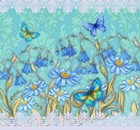 Blue Tune Fine Art Print