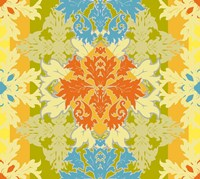 Summer (Pattern) Fine Art Print