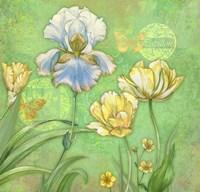 Spring Flowers II Fine Art Print