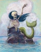 Hello Sailor Fine Art Print