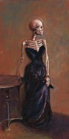 Madame X-Ray Fine Art Print