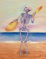 Skelly Dancer No. 10 Fine Art Print