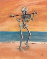 Skelly Dancer No. 11 Fine Art Print