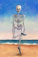 Skeltic Dancer Fine Art Print