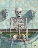 Look Im The Fountainhead Fine Art Print