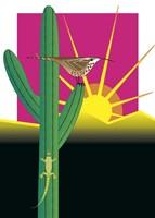 Cactus Wren Fine Art Print