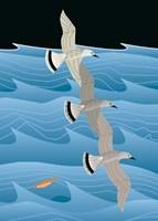 Gulls Fine Art Print